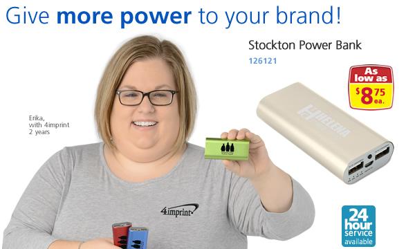 Stockton Power Bank