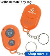 Selfie Remote Key Tag