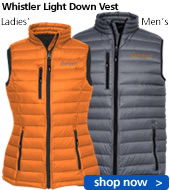 Whistler Light Down Vest