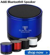 Addi Bluetooth Speaker