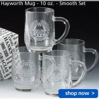 Hayworth Mug - 10 oz. - Smooth Set