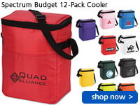 Spectrum Budget 12-Pack Cooler