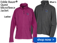 Eddie Bauer Quest Microfleece Jacket