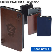 Fabrizio Power Bank - 8000 mAh