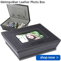 Metropolitan Leather Photo Box