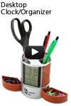 Desktop Clock/Organizer