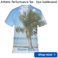 Athletic Performance Tee - Dye-Sublimated