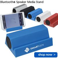 Bluetooth Speaker Media Stand