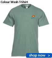 Colour Wash T-Shirt