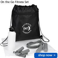 On the Go Fitness Set