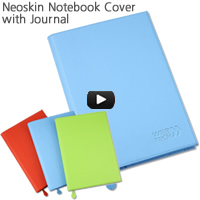 Neoskin Notebook Cover w/Journal