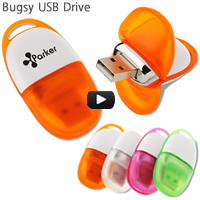 Bugsy USB Drive