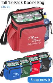 Tall 12-Pack Kooler Bag