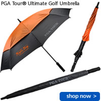 PGA Tour® Ultimate Golf Umbrella