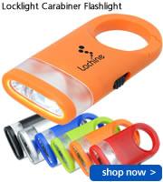 Locklight Carabiner Flashlight