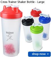 Cross Trainer Shaker Bottle - Large