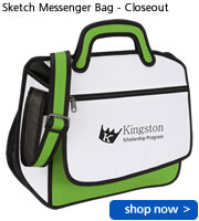 Sketch Messenger Bag - Closeout