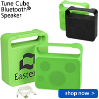 Tune Cube Bluetooth® Speaker