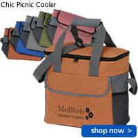 Chic Picnic Cooler