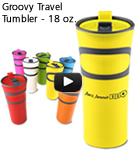 Hot & Cold Tower Tumbler
