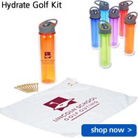 Hydrate Golf Kit