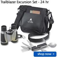 Trailblazer Excursion Set - 24 hr