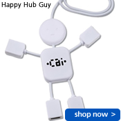 Happy Hub Guy