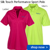Silk Touch Performance Sport Polo