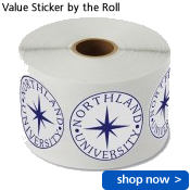 Value Sticker by the Roll