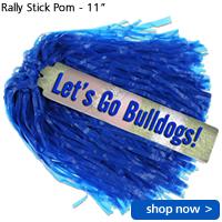 """Rally Stick Pom - 11"""""""