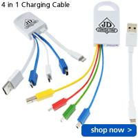 4 in 1 Charging Cable