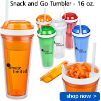 Snack and Go Tumbler - 16 oz.