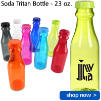 Soda Tritan Bottle - 23 oz.