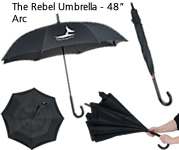 "The Rebel Umbrella - 48"" Arc"