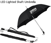 LED Lighted Shaft Umbrella