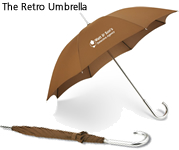 The Retro Umbrella
