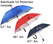 RainShade UV Protective Umbrella