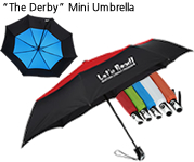 """The Derby"" Mini Umbrella"