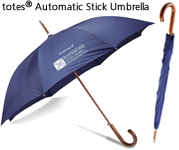 totes® Automatic Stick Umbrella