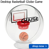 Desktop Basketball Globe Game