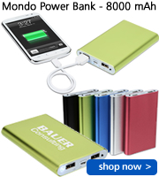 Mondo Power Bank