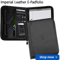 Imperial Leather E-Padfolio