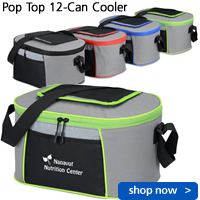 Pop Top 12-Can Cooler