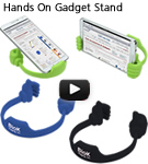 Hands On Gadget Stand