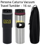 Persona Caturra Vacuum Travel Tumbler - 16 oz.