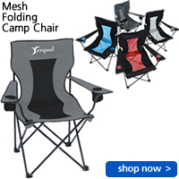 Mesh Folding Camp Chair