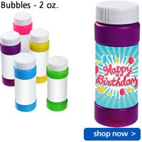 Bubbles - 2 oz.