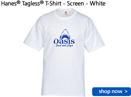 Hanes® Tagless® T-Shirts