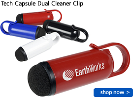 Tech Capsule Dual Cleaner Clip