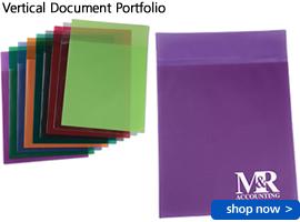 Vertical Document Portfolio